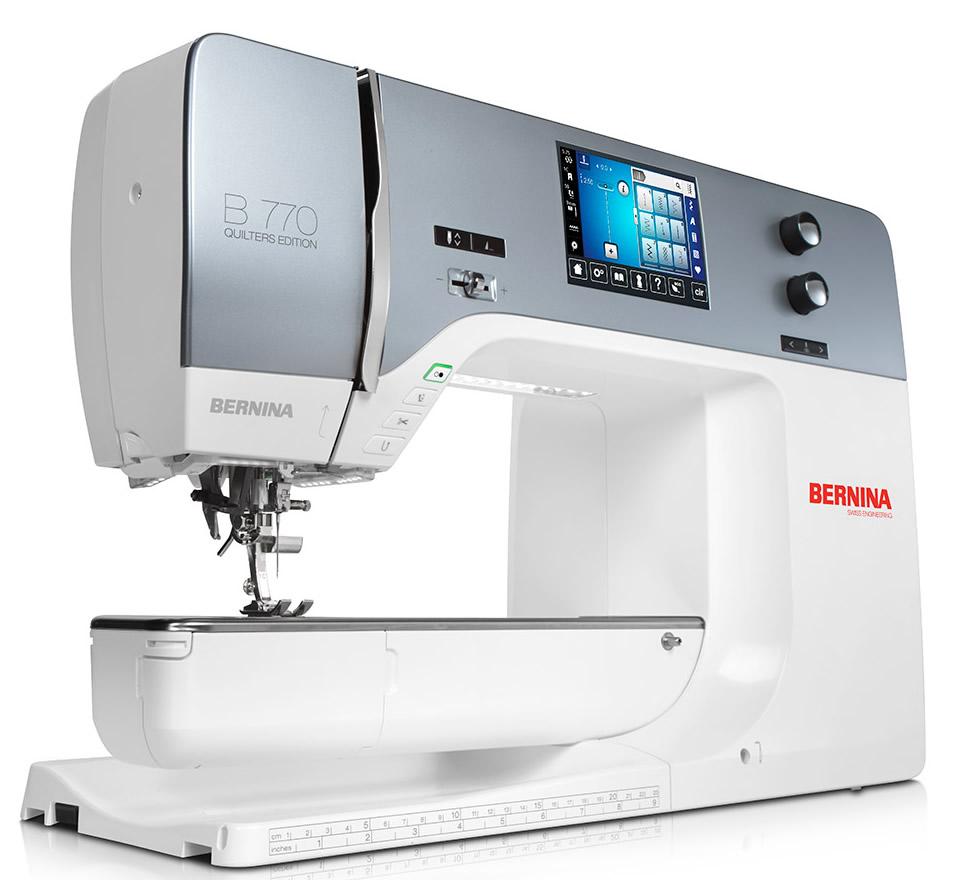 BERNINA SERIE 7 - Casa Lorente - Máquinas de coser y bordar ...